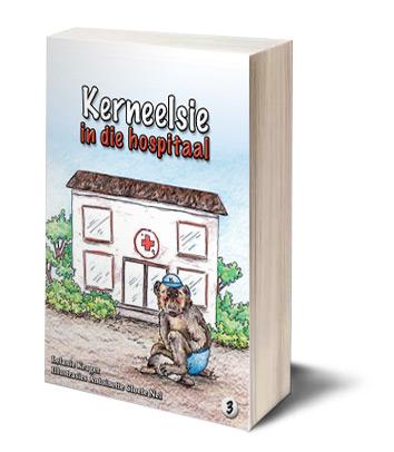 Kerneelsie in die hospitaal